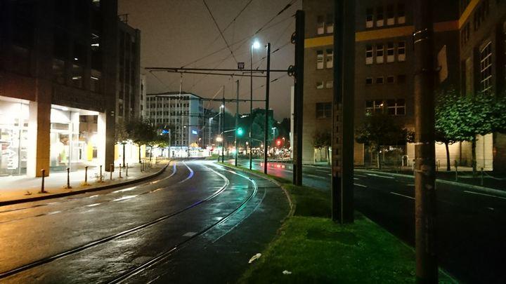 Nocne pustki
