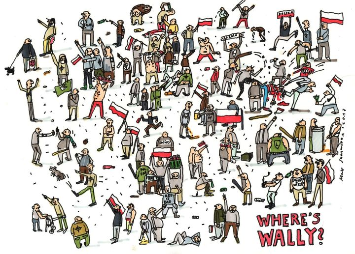 Where`s Wally ?