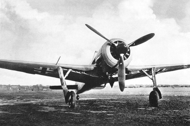 Focke Wulf Fw-190 Front wschodni