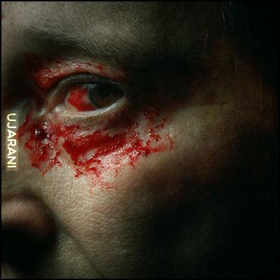 Oczy krwawią...