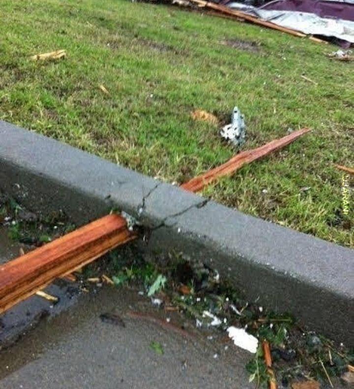 Siła huraganu