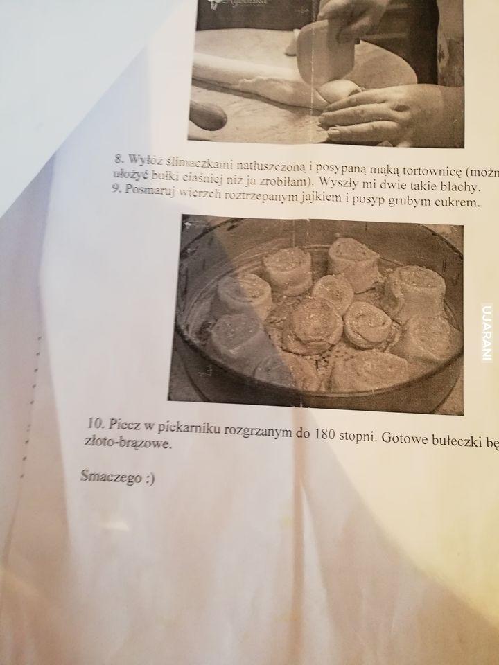 Przepis na bułeczki z orzechami