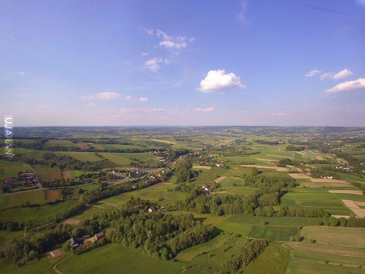 Majowe latanie Ludwikiem Dronem :)