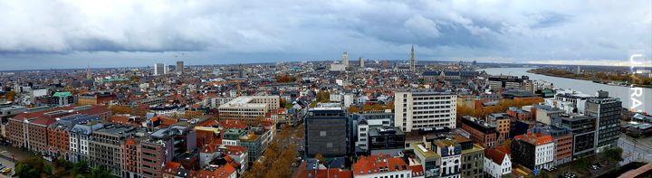 Belgia - Antwerpia