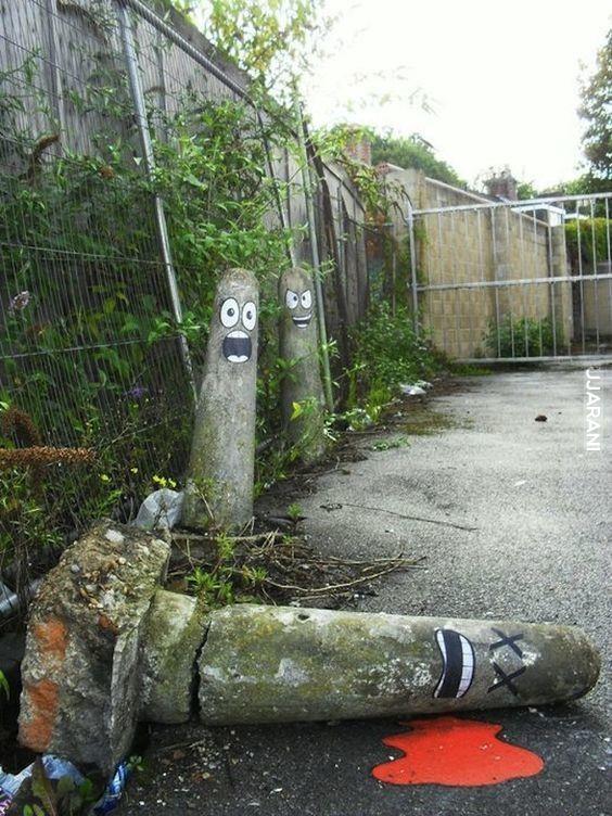 Sztuka ulicy..