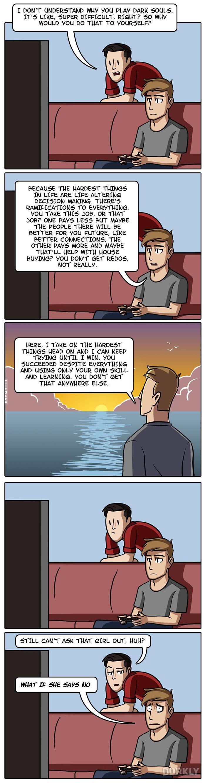 Życie vs Gry - Hardest Difficulty