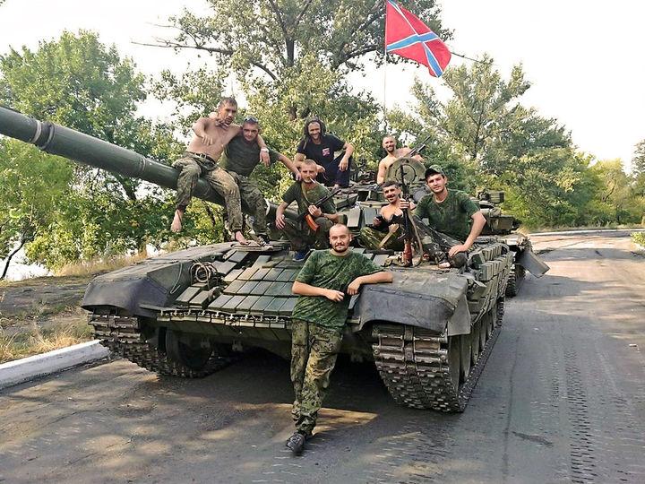 Noworosyjscy powstańcy