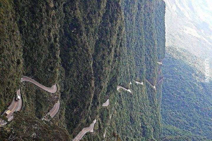 Najniebezpieczniejsza droga świata