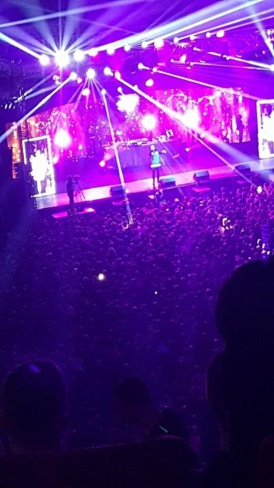 Paluch na scenie .! :D  B.O.R