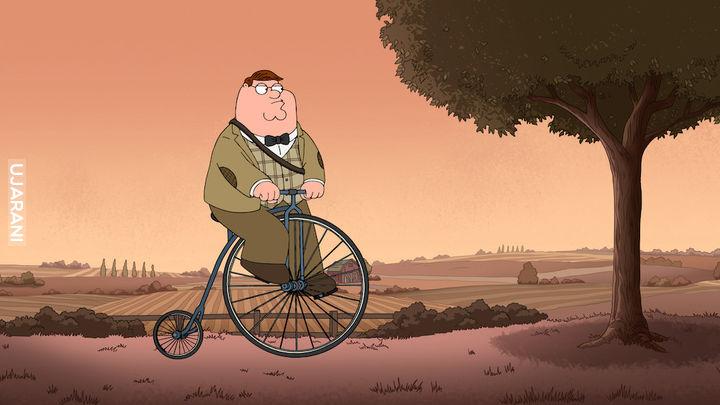 Family Guy według trzech znanych reżyserów :D