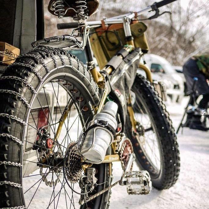 Rower zimowy