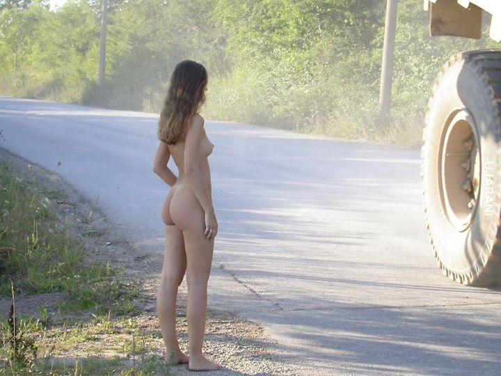 Na spacerze