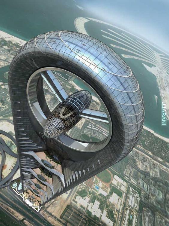 Anara Tower Dubai projekt