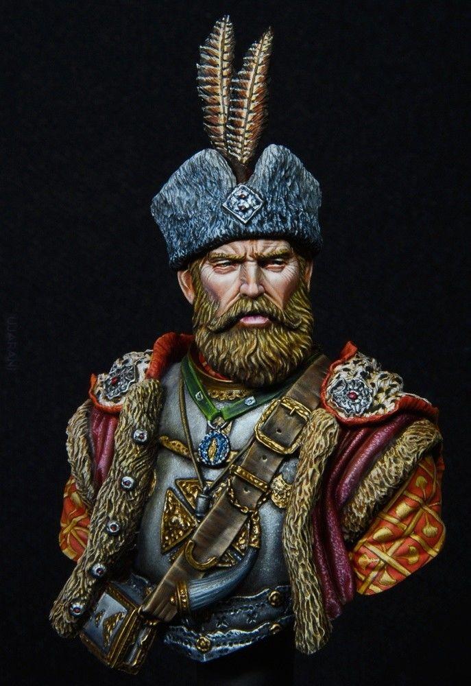 Polski szlachcic, husarz