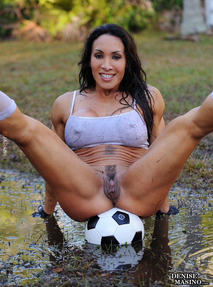 Naked women soccer mom not