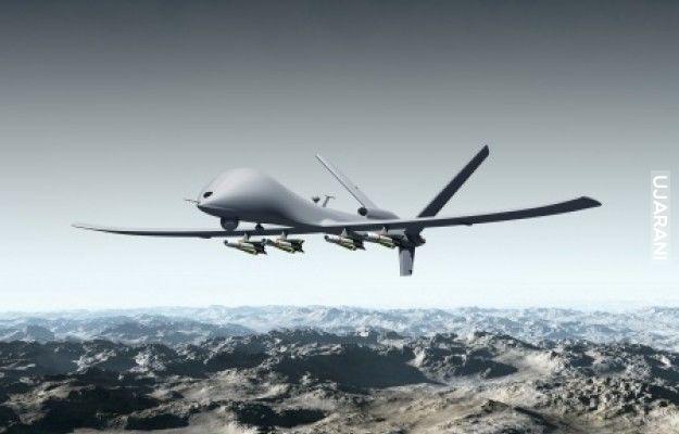 Stany Zjednoczone planują użycie dronów do sterowania pogodą