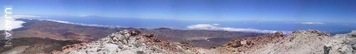 Pico del Teide 3718 m.n.p.m