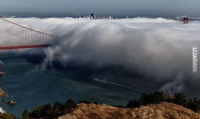 Mgła.
