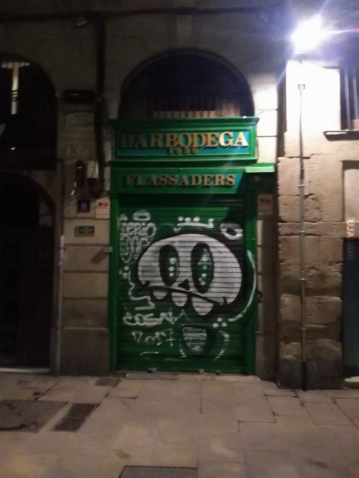 StreetArt Barcelona