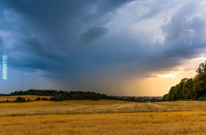 Zbliżająca się burza