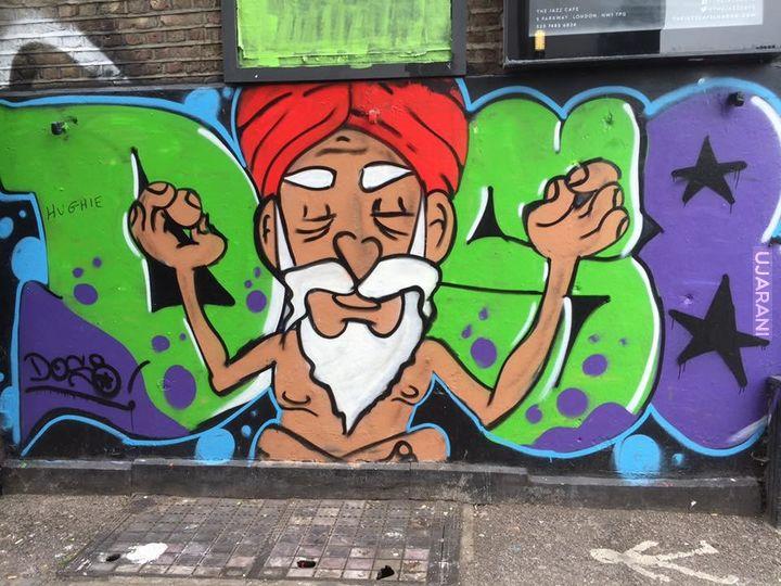 Street art London #2
