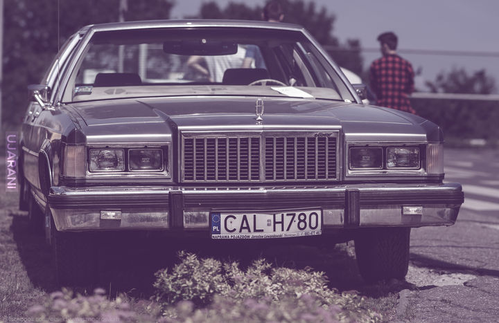 Mercury Grand Marquis '83