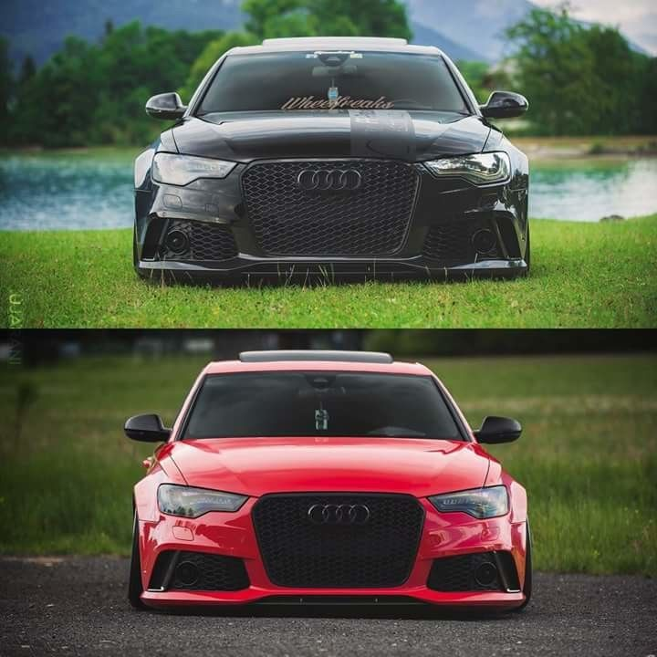 Black or Red?
