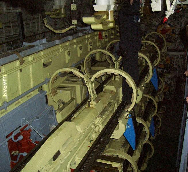 941 akuła (Tajfun) 3/3 Uzbrojenie i całość okrętu