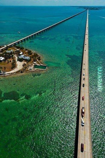 Seven Mile Bridge, Floryda.