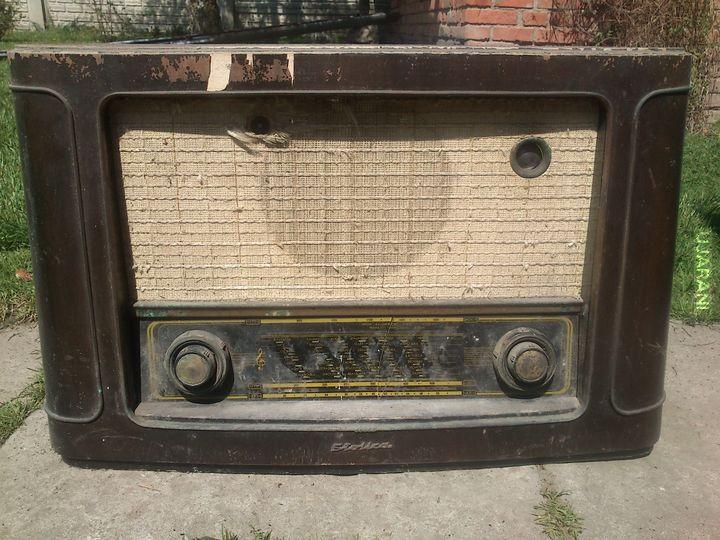Radioodbiornik Stolica
