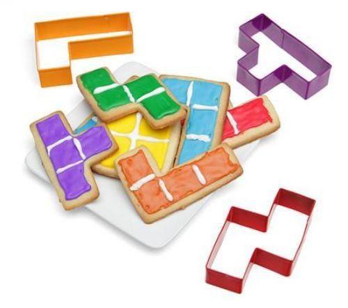 Tetrisowe ciasteczka.