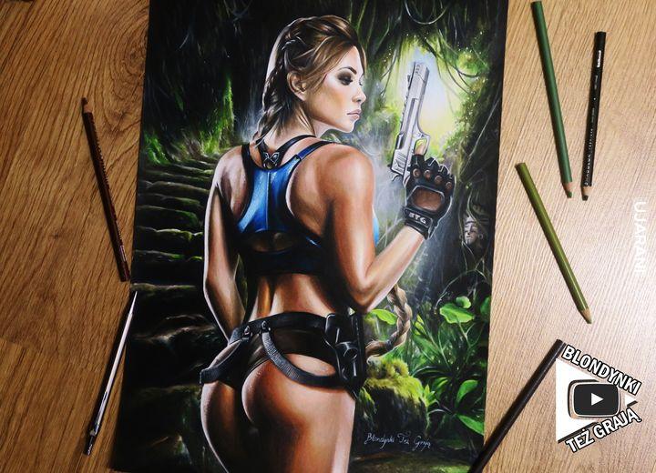 Lara Croft w jedynej słusznej wersji
