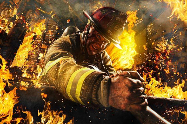 04.05 św.Floriana patrona strażaków. To Oni wchodzą tam skąd inni uciekają. Tyle powrotów ile wyjazdów!!