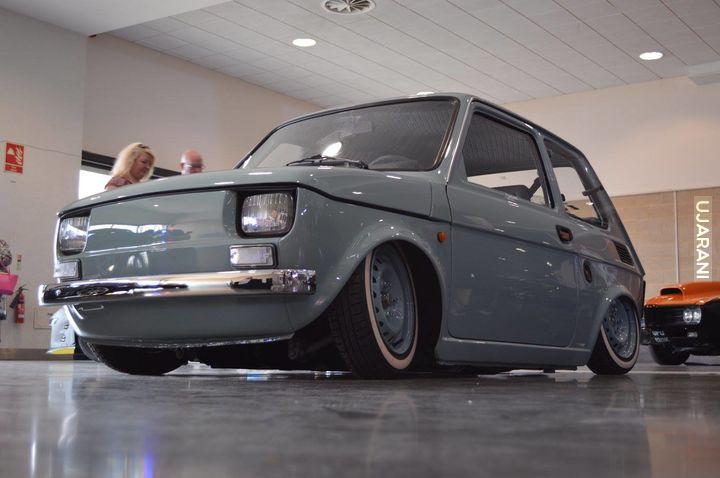 Fiat 126 custom
