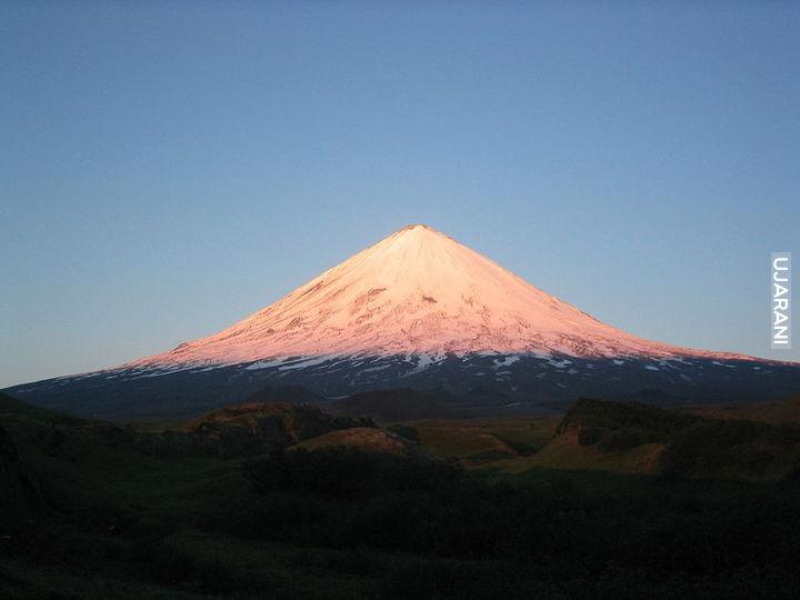 Kluczewska Sopka-Kamczatka