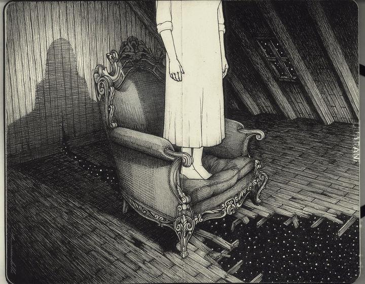 Dimentional Transmutation by Guido Ricciardelli