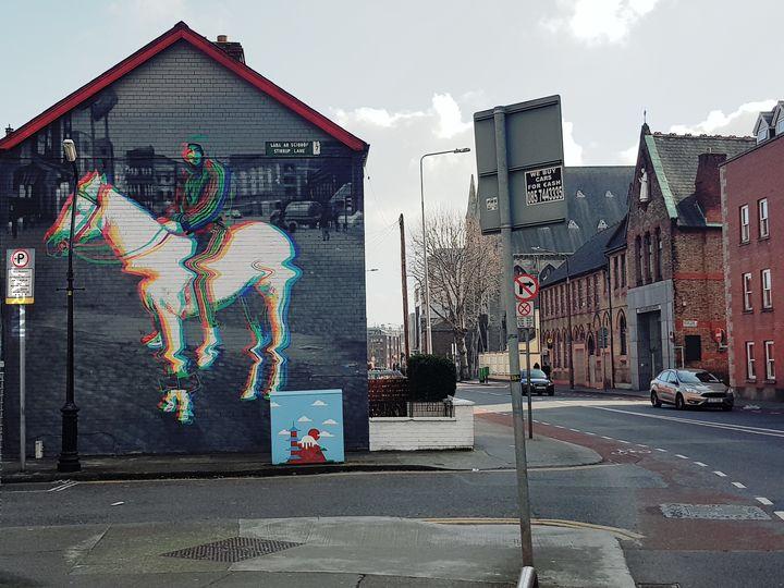 Irlandia - Dublin