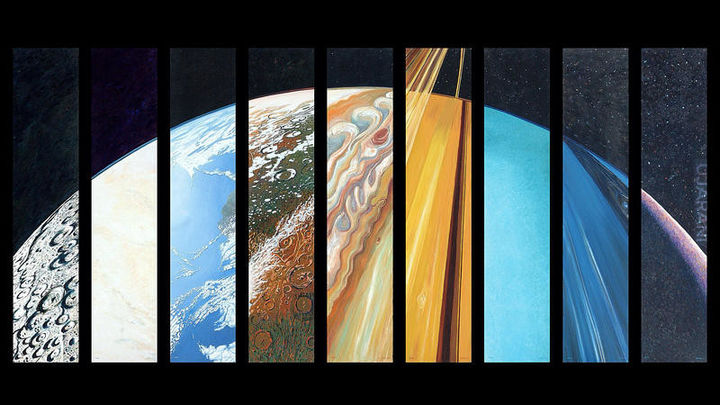 Planets as One