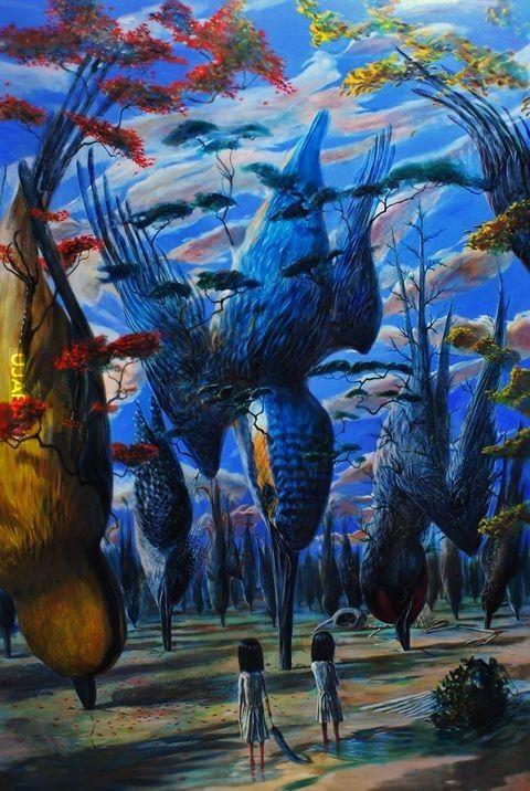 Las ptakas