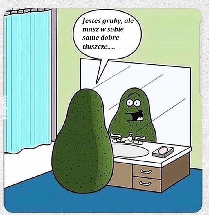 Zdrowy tłuszczyk nie jest zły