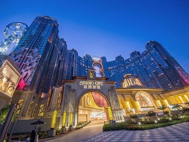 Macau jak drugie Los Angeles tyle ze Chińskie i w pełni legalny hazard