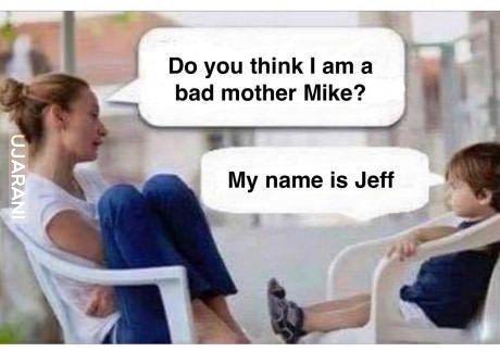 Zła mama