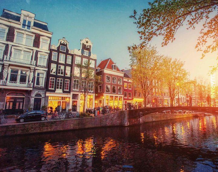 Szukamy pracy w AMSTERDAMIE