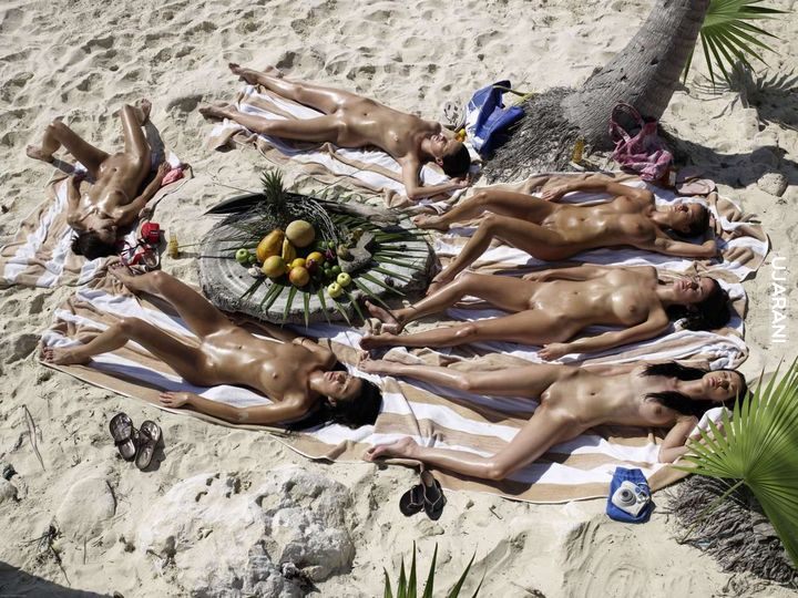 Sex sun aura nudist naked sex