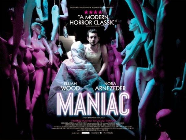 """Polecam film - """"Maniac"""""""