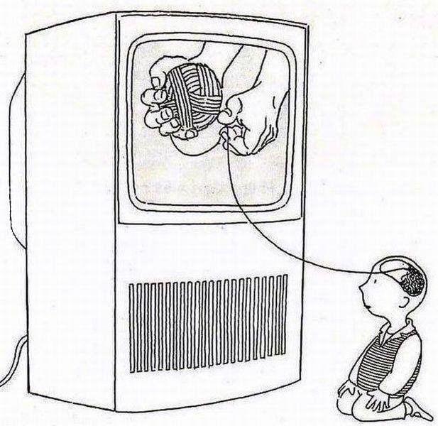 Nieograniczone korzystanie z komputera i oglądanie telewizji nie spełnia funkcji edukacyjnych