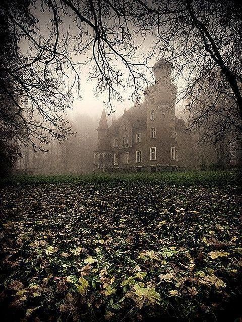 Poland, Mystical Castle
