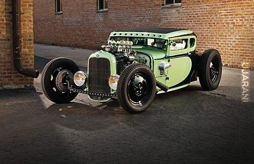 Ford 5-Window Coupe (HotRod)