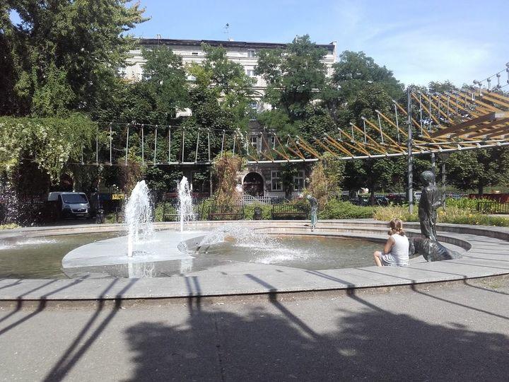 Zielone ogródki im. Zakrzewskiego Poznań