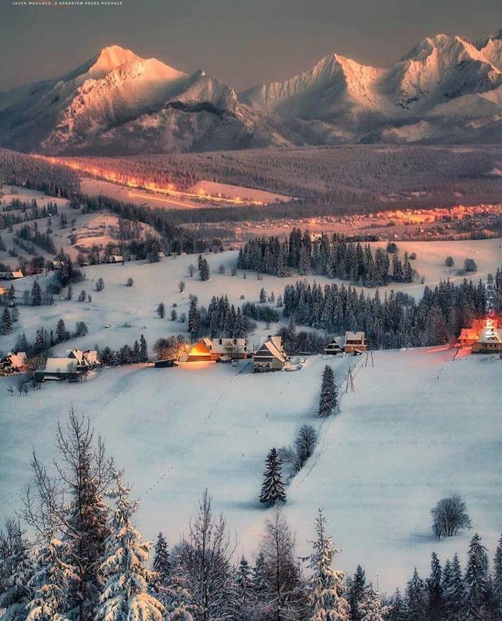 Zimowe Podhale